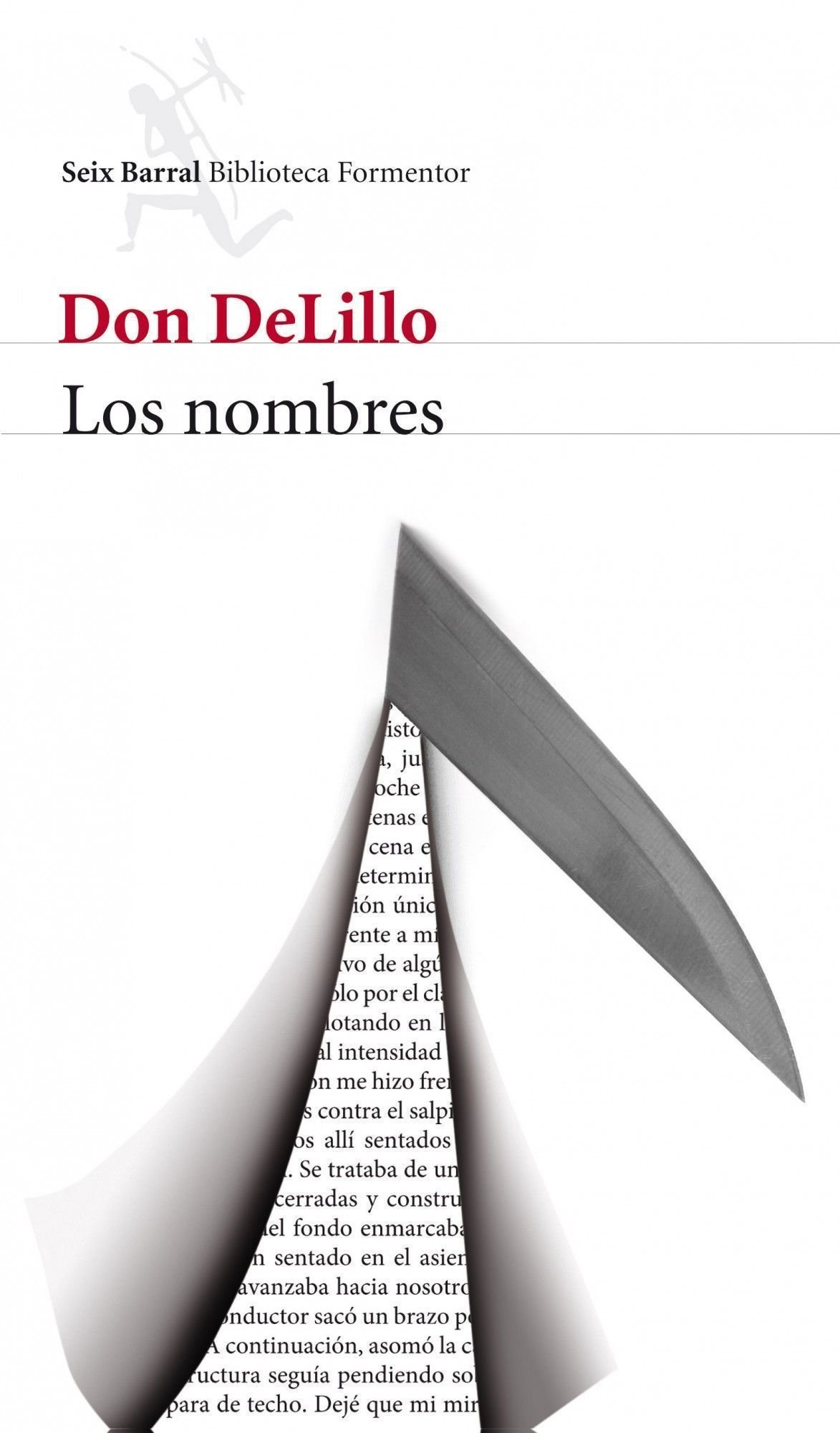 Los Nombres (Spanish) Paperback – 2011