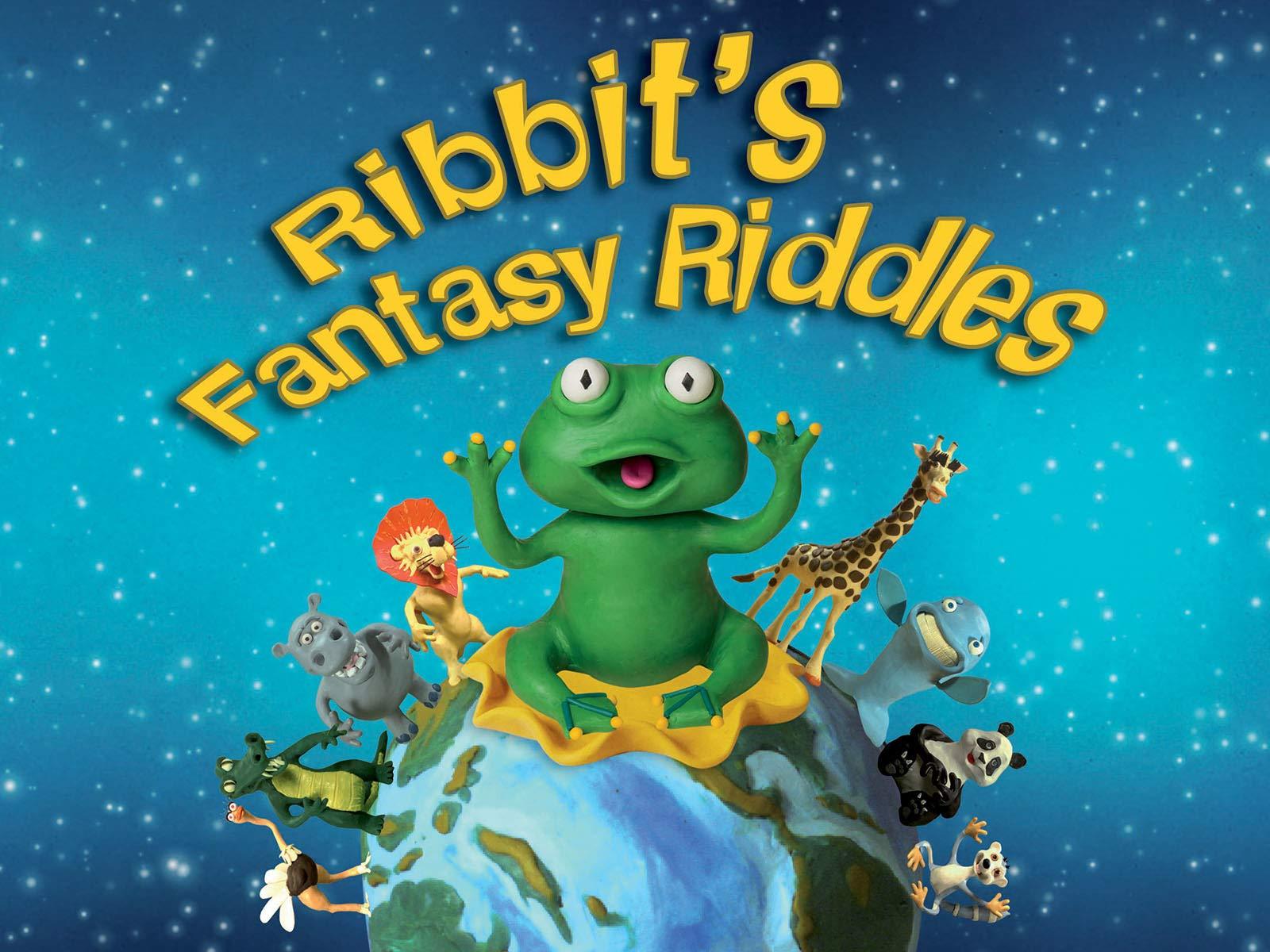 Ribbit's Fantasy Riddles on Amazon Prime Video UK