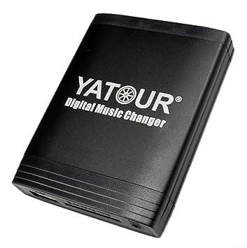 USB SD AUX MP3 Adapter für Opel CD30 MP3 in Corsa: Amazon.de: Elektronik