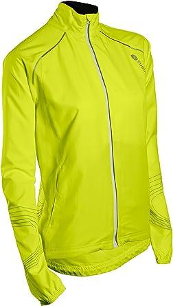 Sugoi Versa Cycling Jacket Ladies Cycle Coat Top Running Jackets Lightweight Zip