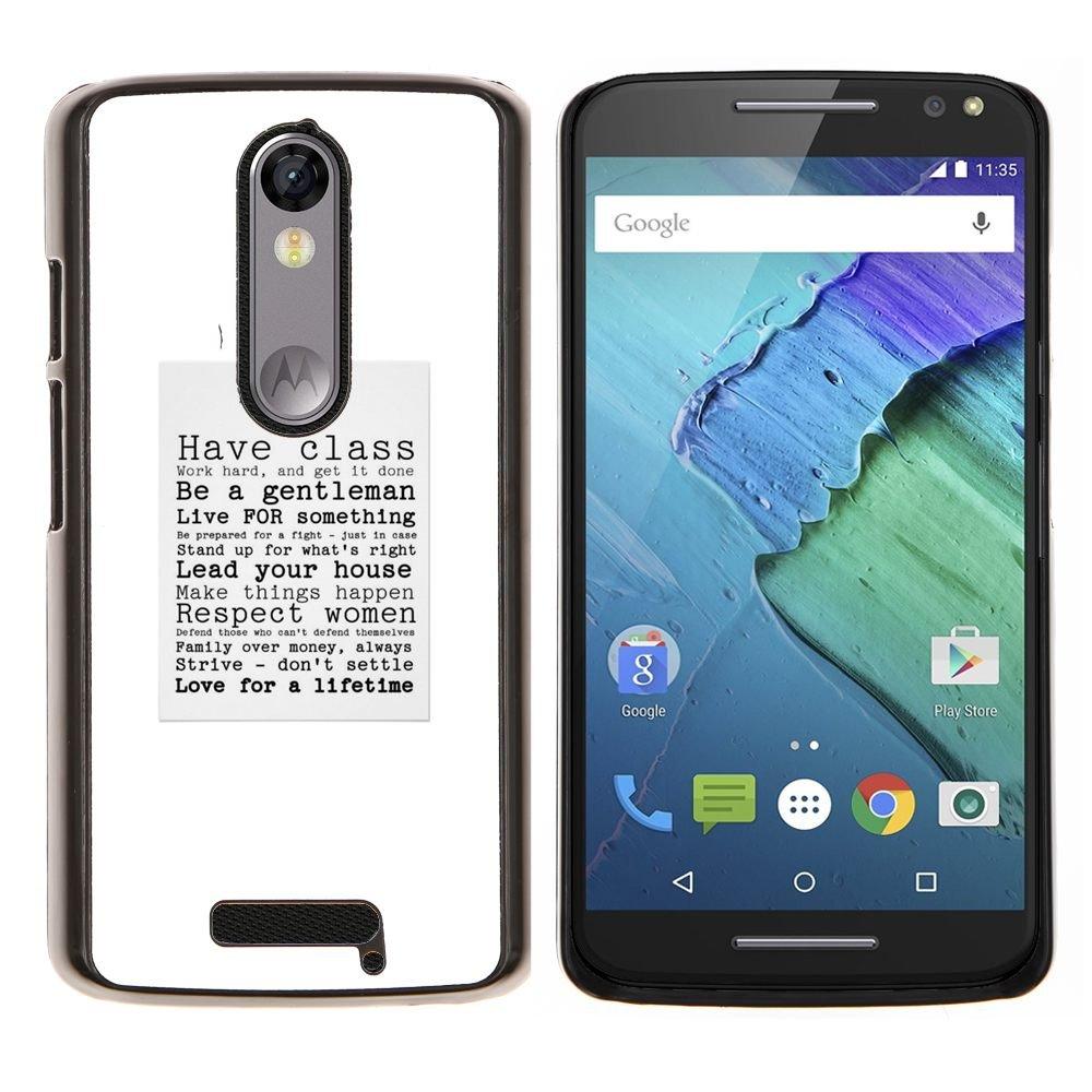 Funda para Smartphone carcasa rígida Carcasa para Motorola ...