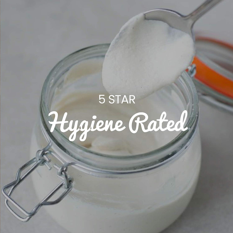 Orgánico certificado Viili Yoghurt Starter – UKAS Lab probado: Amazon.es: Hogar