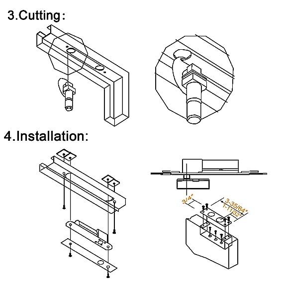 Single Door Access Control Wiring Diagram