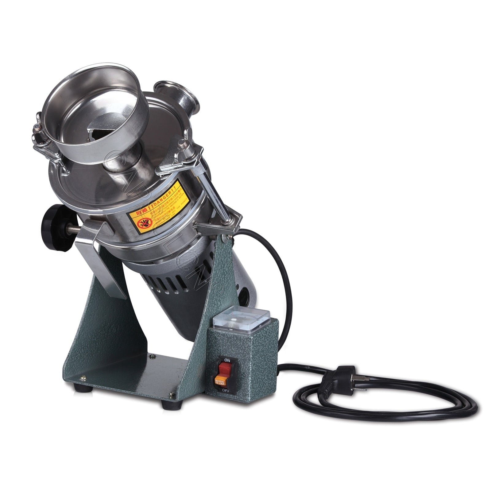 Super Fine Automatic Continuous Feed Powder Grinder YF2-1 220V