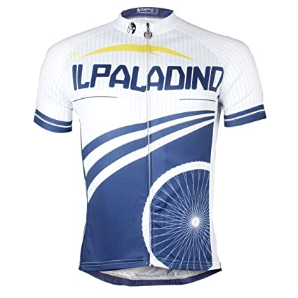 Ilpaladino Men s Cycling Shirts Short Sleeve for Outdoor Sports Custom Bike  Jerseys Size XXS b74060a9e