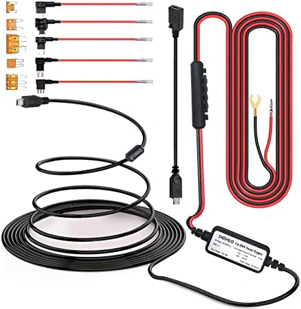 Shishuo Dashcam Hardwire Kit Mit Mini Usb Und Elektronik