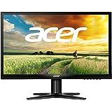 Acer 23インチ ワイド液晶ディスプレイ・モニター (光沢/1920x1080/250cd/100000000:1/6ms/ブラック/ミニD-Sub15ピン・HDMI) G237HLbmix