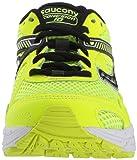 Saucony Boys' Cohesion 10 LTT Sneaker, Yellow, 6.5