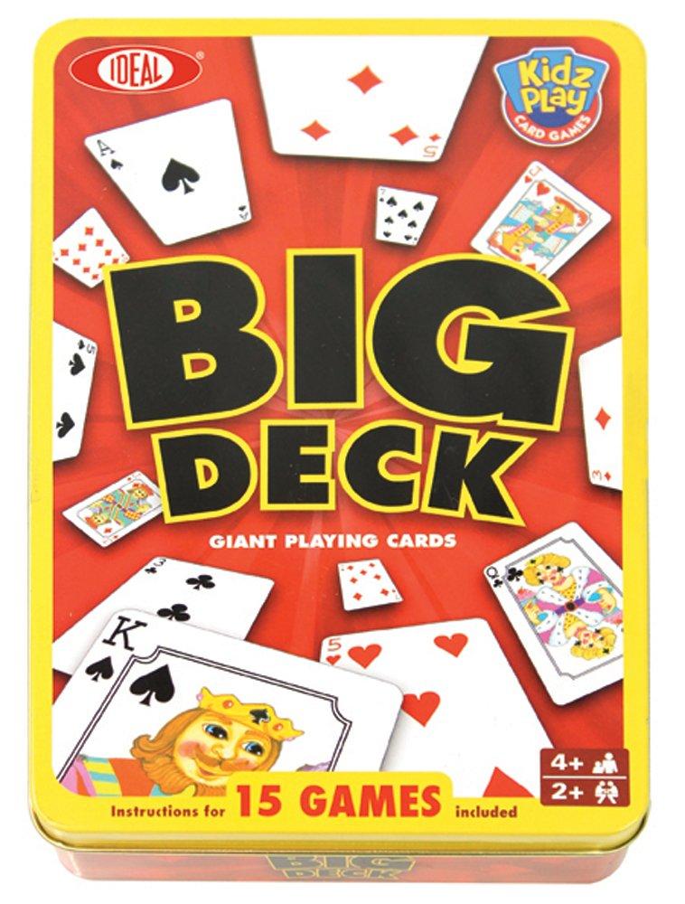 Poof Big Cubierta gigante juego de cartas