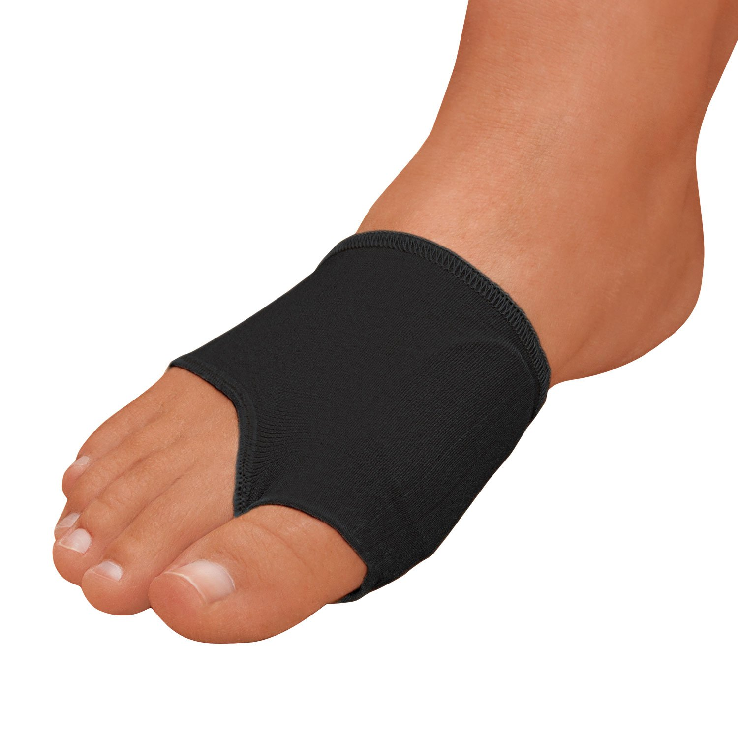 Silipos Active 7213 Gel Bunion Sleeve 1 Sleeve - Latex Free, Hypoallergenic Foot Sleeve. Foot Care Products
