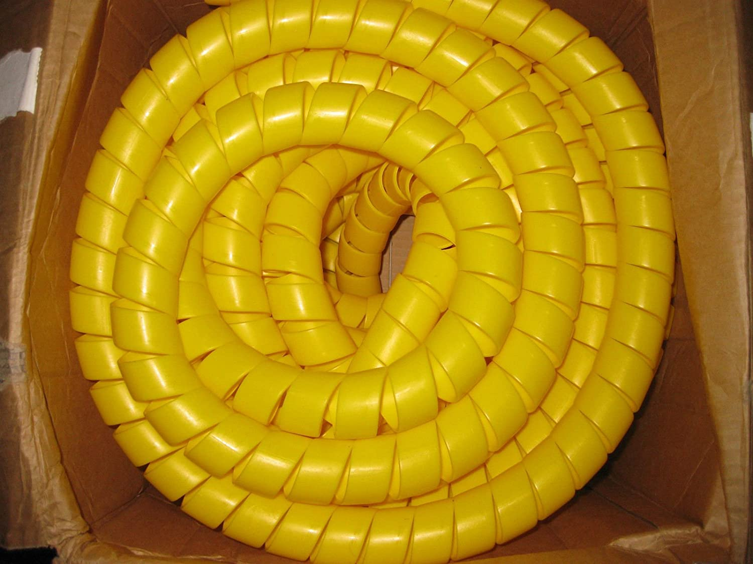 5 meter Hydraulic Hose Spiral Wrap Guard Potection 58-70mm JCB Forestry Tractor digger