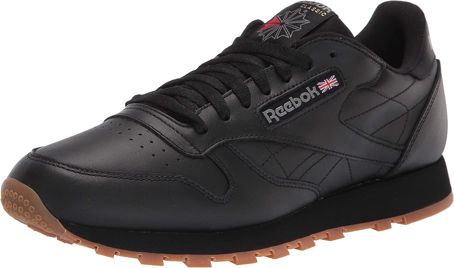 Disco Tantos fuga  Amazon.com | Reebok Men's Classic Leather Walking and Running Shoes Casual  Sneakers | Fashion Sneakers