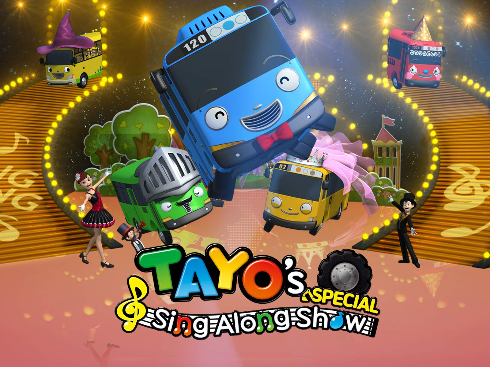 Tayo's Sing Along Show Special on Amazon Prime Video UK