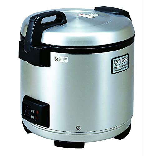 Rice Cooker with A Stainless Steel Inner Bowl: Amazon.com