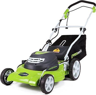 Greenworks Cord Lawn Mower 25022