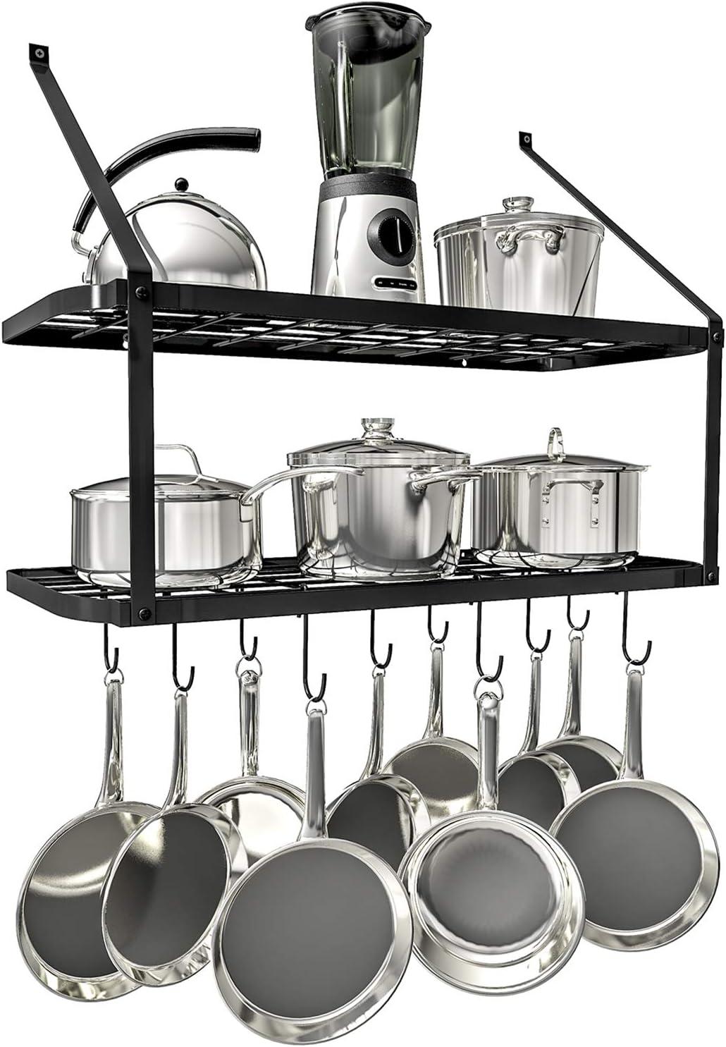 Cookware Hanging Rack