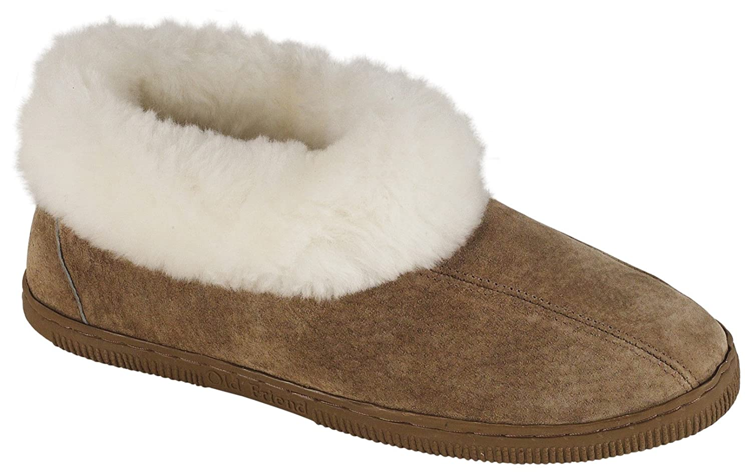 Old Friend Women's Juliet Moccasin B008E9QNKK 6 B(M) US|Tan