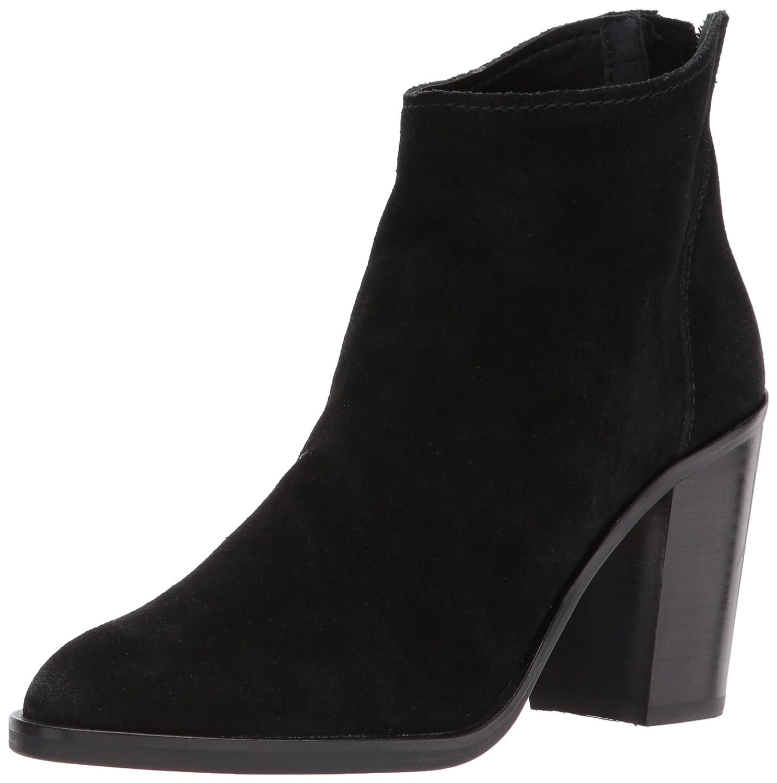 Dolce Vita Women's Stevie Ankle Boot B0758HR76V 10 B(M) US|Black Suede