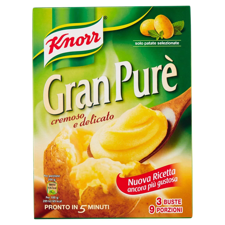 Knorr Pur� - Confezione da 225 g