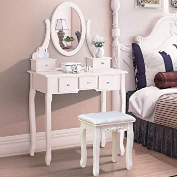 Amazon.com: Bedroom Furniture Sets Modern Plans Mirrored ...