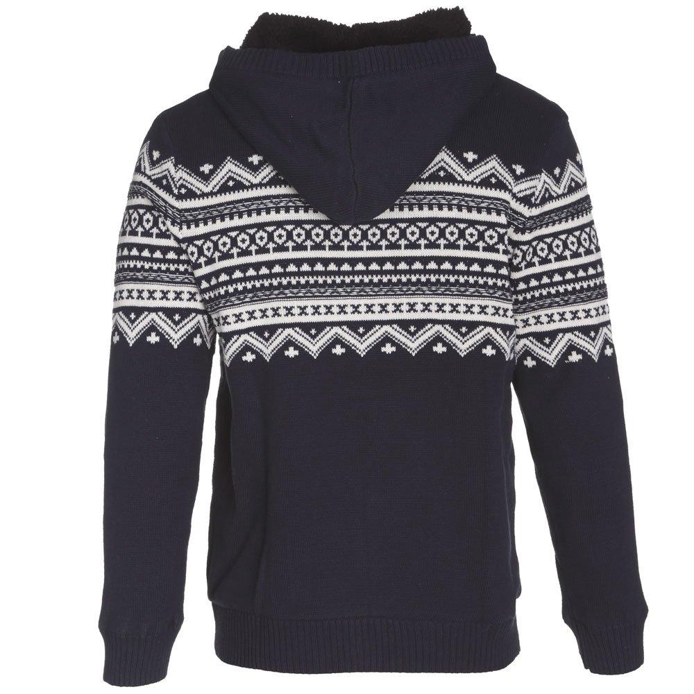 Volcom Kruz Hooded Sweater, Maglione Uomo