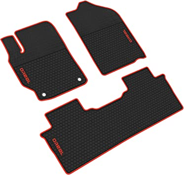 Season Guard Floor Mat fits Toyota Camry 2018-2019 Front and Rear Seat 3pc