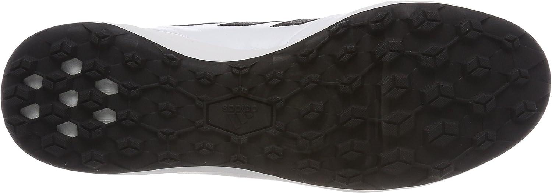 adidas Copa Tango 18.1 TF, Chaussures de Football Homme Blanc Footwear White Core Black Tactile Gold Metallic