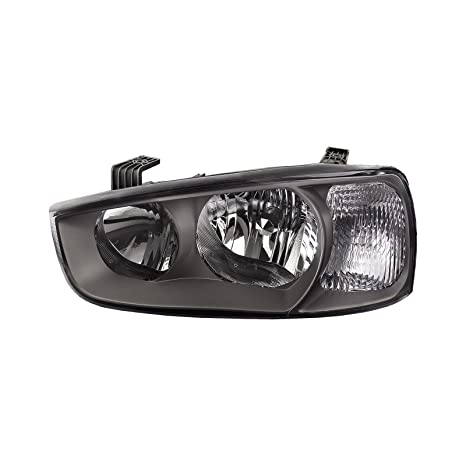 Headlights Depot Replacement For Hyundai Elantra Headlight Headlamp OE  Style Replacement Driver Side New