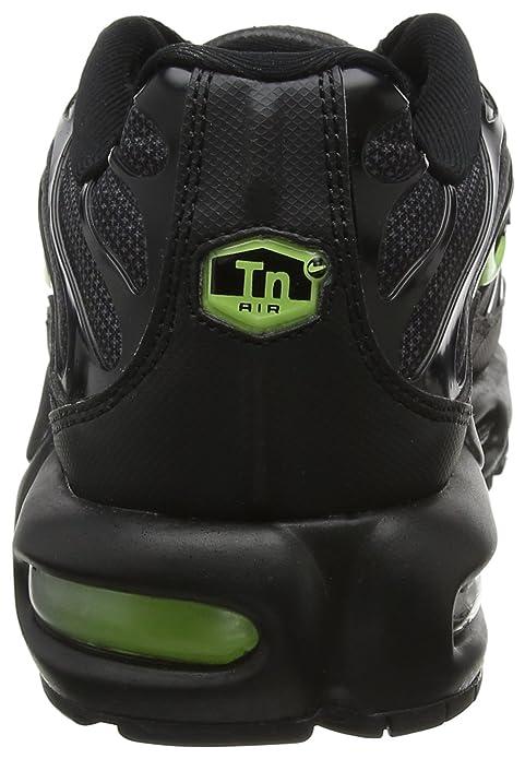 Nike Men's Air Max Plus Se Gymnastics Shoes, (BlackVolt