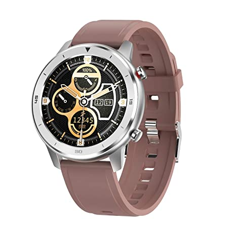 TONGTONG Inteligente Reloj Redondo Completo IP68 función ...
