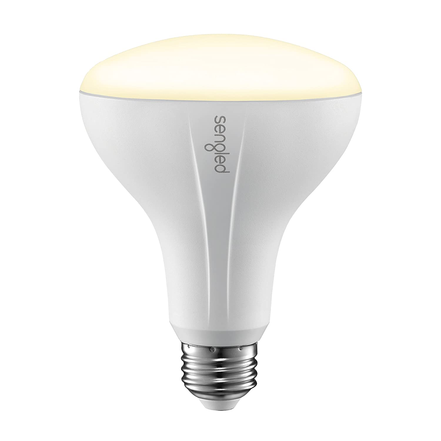 Sengled Element BR30 Smart Home LED Bulb Zigbee Dimmable 60W Equivalent Soft White, Compatible with Samsung SmartThings and Wink Hub, Requires Hub for Alexa,3 Year Warranty