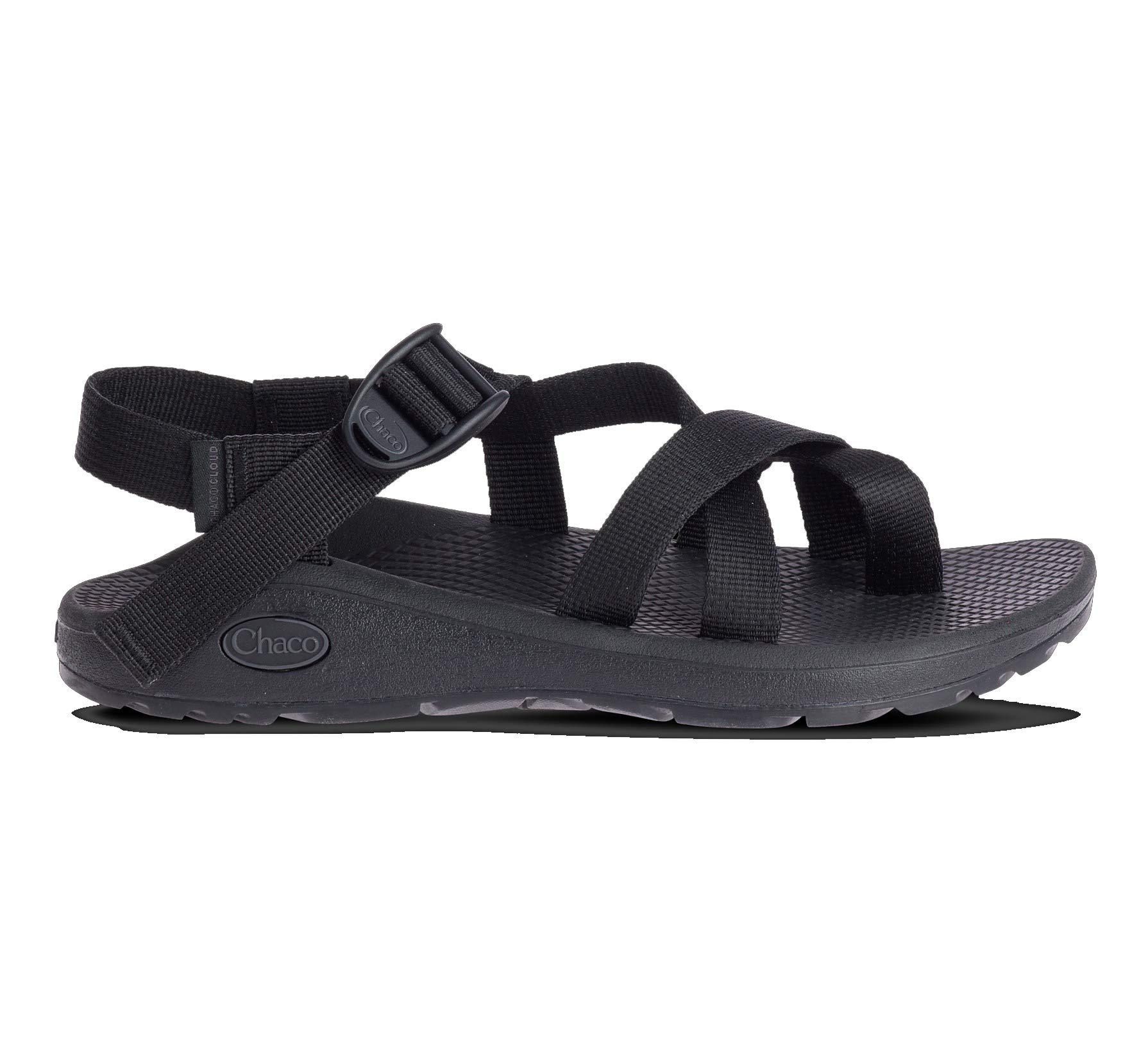 Chaco J107364 Women's ZCloud 2 Sandal, Solid Black - 8 B(M) US