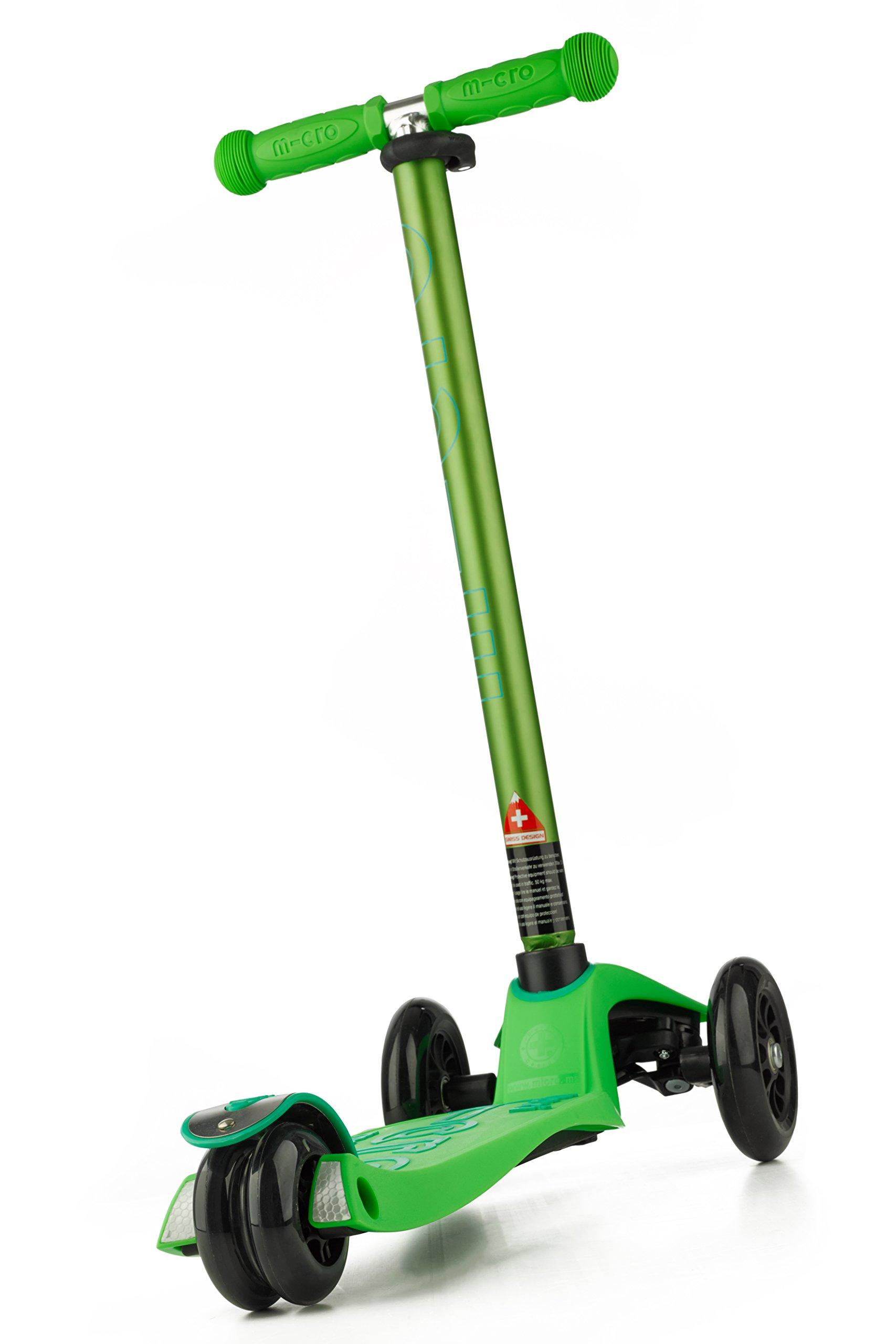 Micro Maxi Deluxe Kick Scooters (Green) by Micro Kickboard (Image #9)