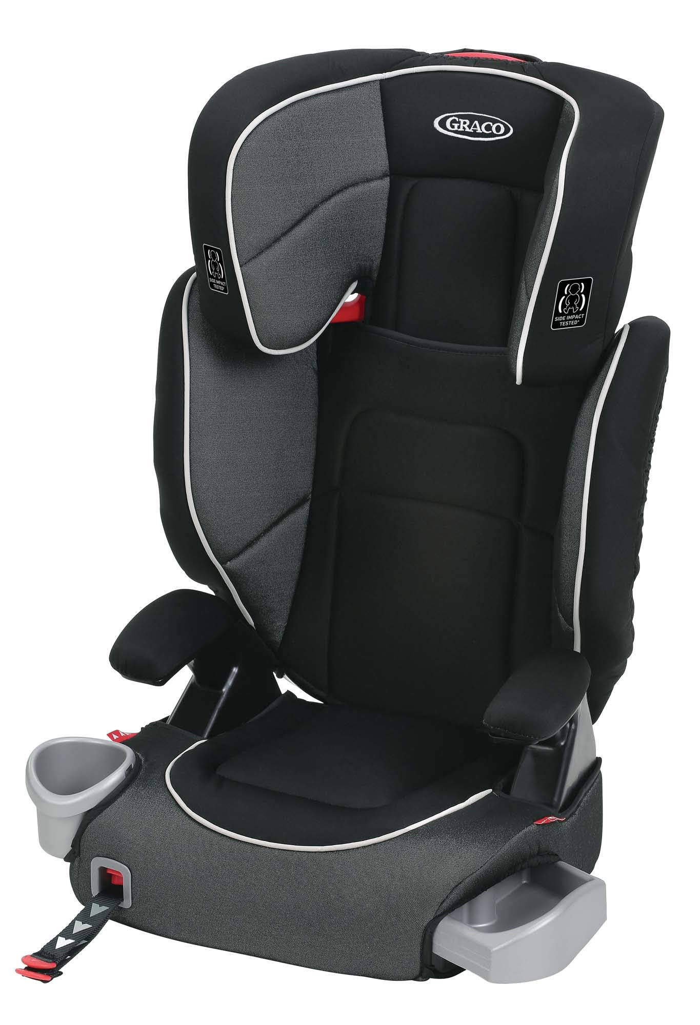 Graco Highback TurboBooster Elite Car Seat, Tuscan
