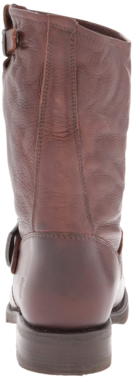 FRYE Women's Veronica Short B008BUKXQ2 9 B(M) US|Dark Brown Soft Vintage Leather-76509