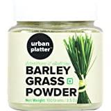 Urban Platter Barley Grass Powder, 100g [Detoxifying & Alkalizing]