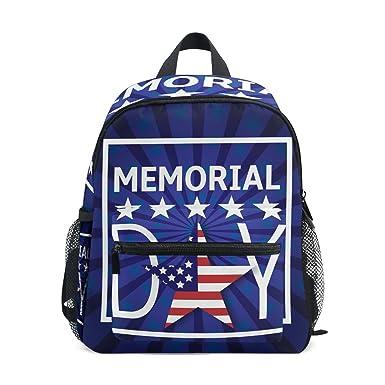 amazon com kids preschool book bag memorial day backpack school