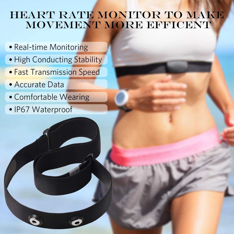 Polar a1 Fitness Moniteur de fréquence cardiaque /& Récepteur nouveau