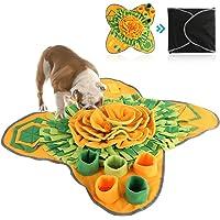 Petyoung Hondensnuffelmat Hondenvoermat voor honden, speelgoed voor huisdierenpuzzels Duurzaam interactief…