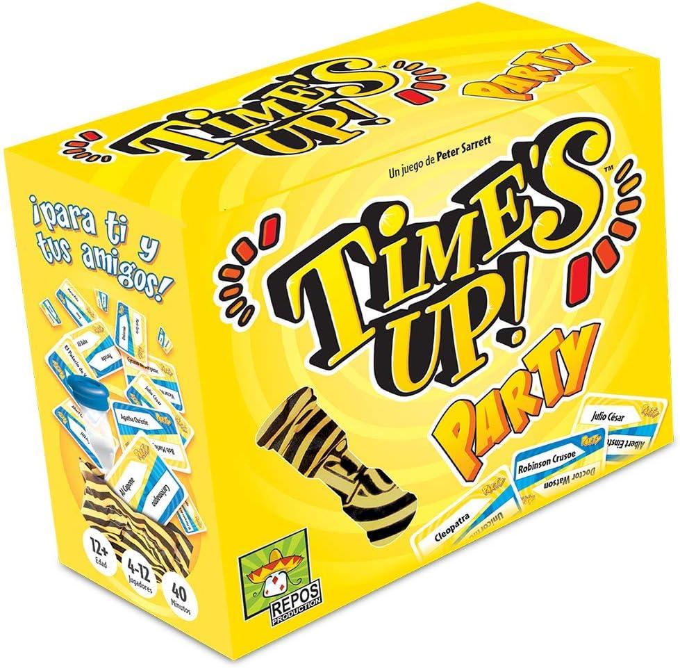 Repos production– Time s up. Party 1 (TUP1-SP01): Amazon.es: Juguetes y juegos