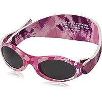 KidzBanz Unisex - Baby Sonnenbrille ABBLV-Lavender Tulip