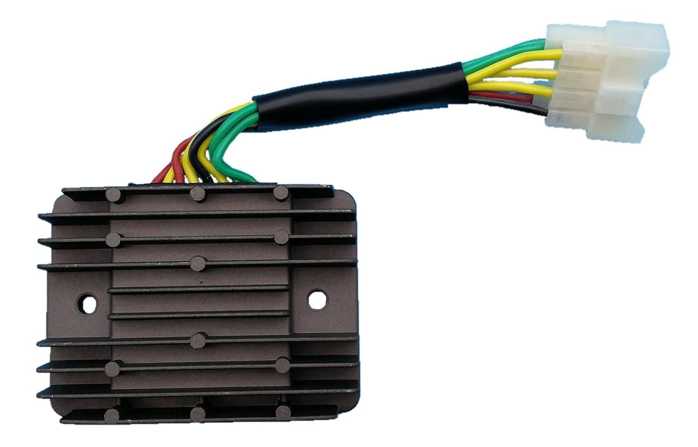 Amazon.com: Tuzliufi Replace Voltage Regulator Rectifier ...