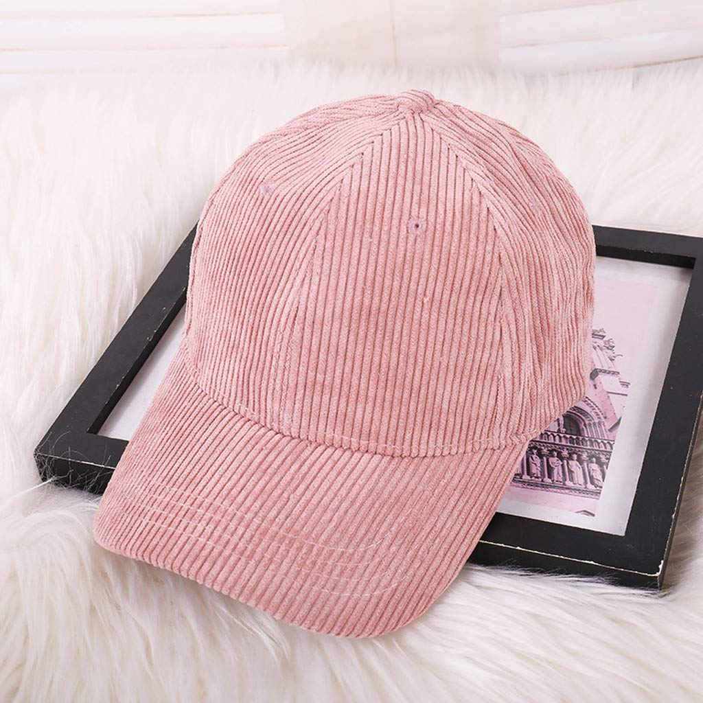 Women Lady Man Ponytail Baseball Cap Messy Bun Snapback Hat Sun Caps