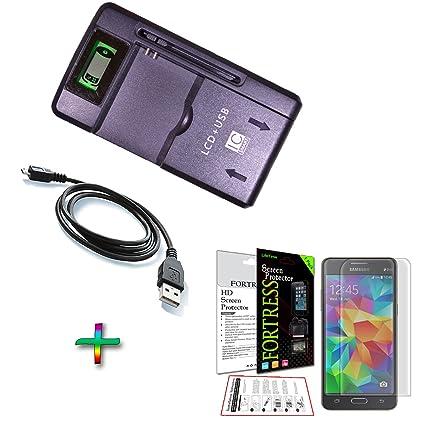 Amazon.com: Samsung Galaxy Grand Prime LTE G530 G530H G530F ...