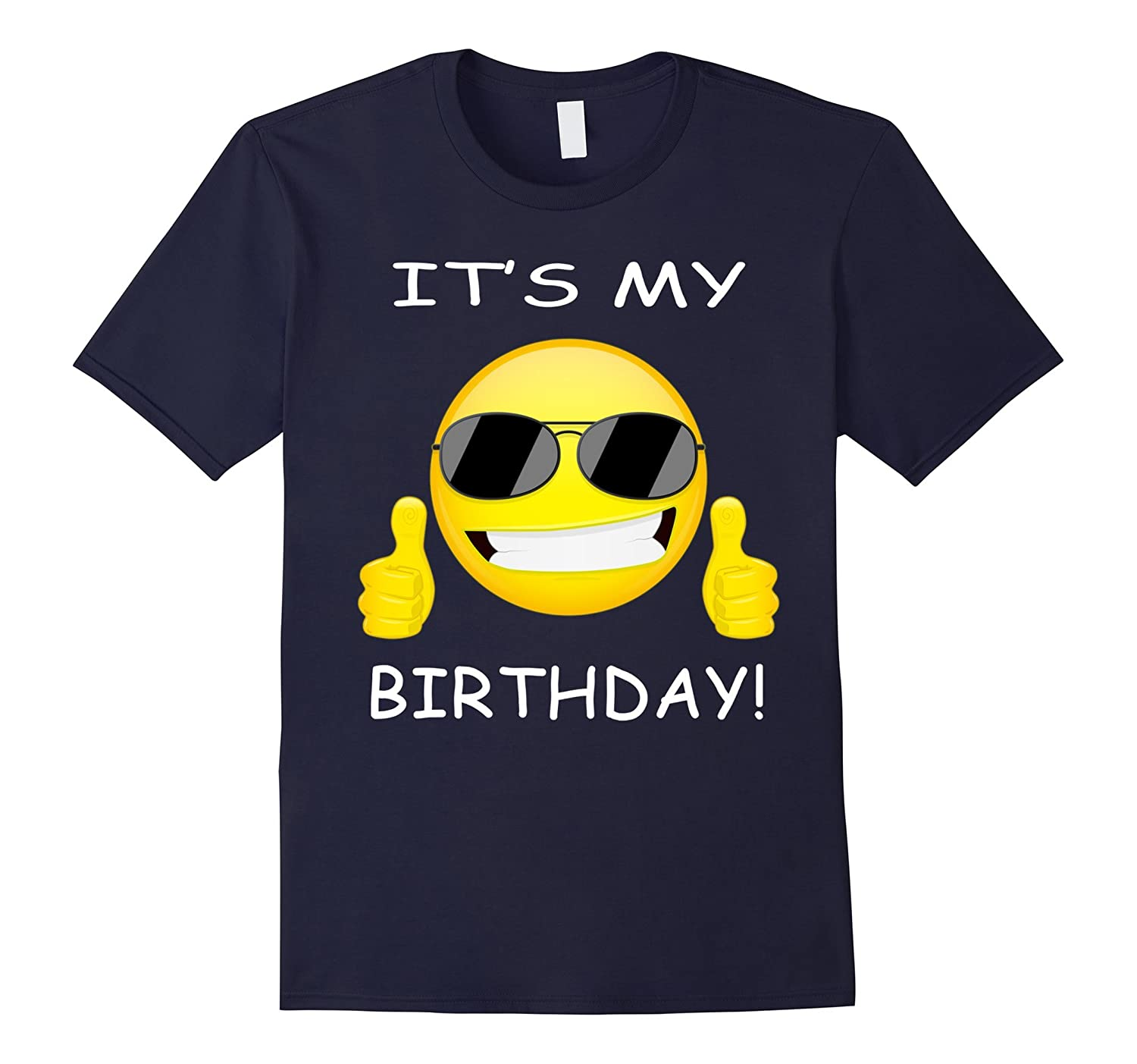 Birthday Emoji T Shirt