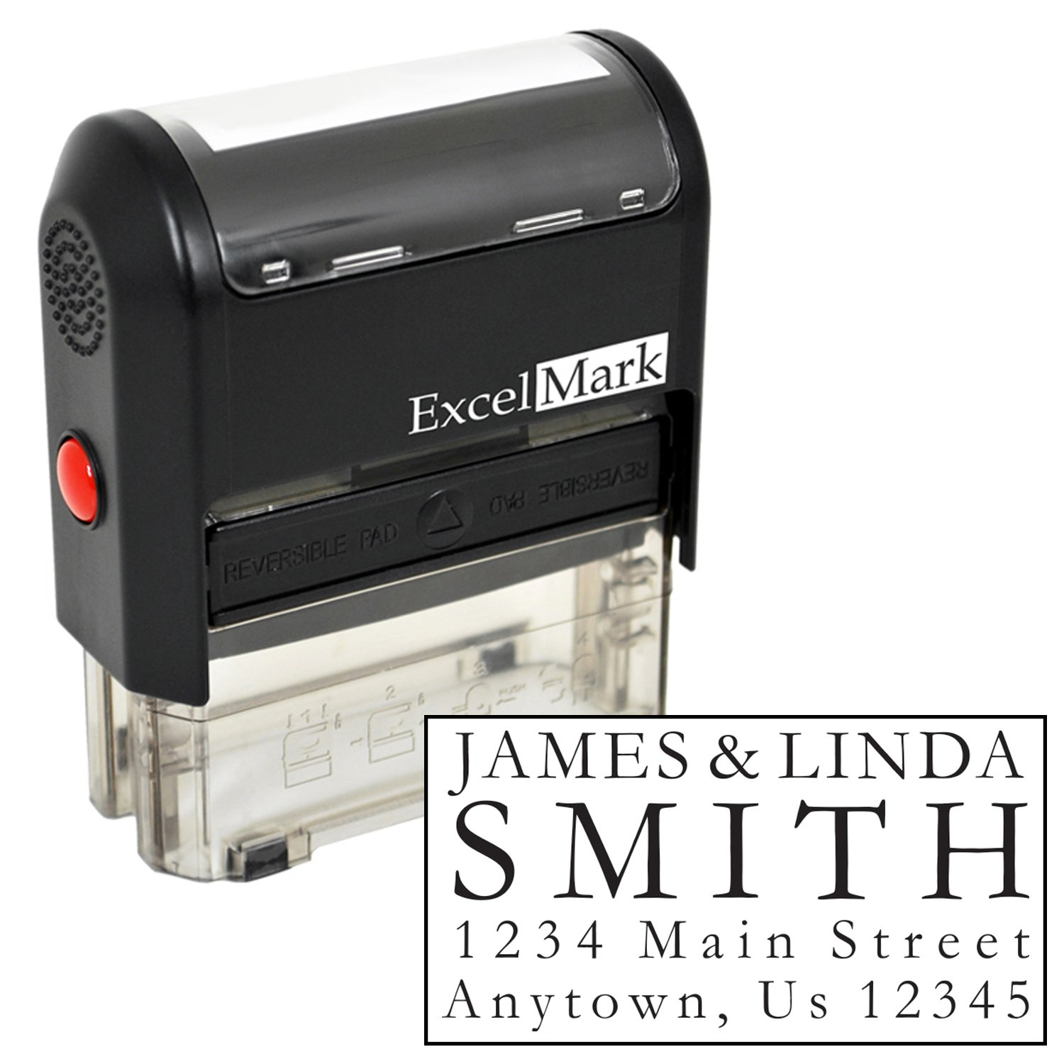 Self Inking Address Stamp - Style 79