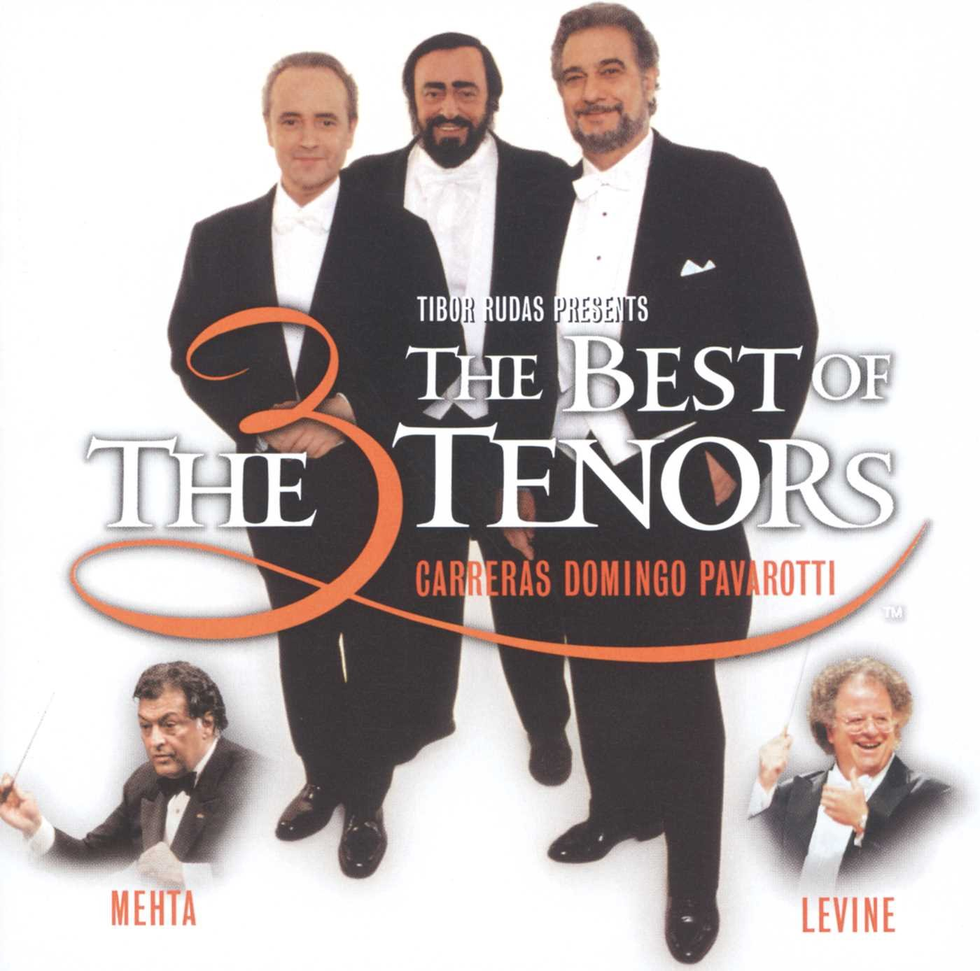The Best of the Three Tenors by THREE TENORS