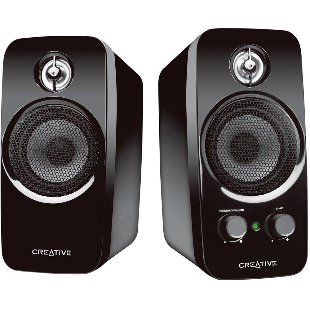 Creative Labs Inspire T10 E F – Black 51MF1601AA000