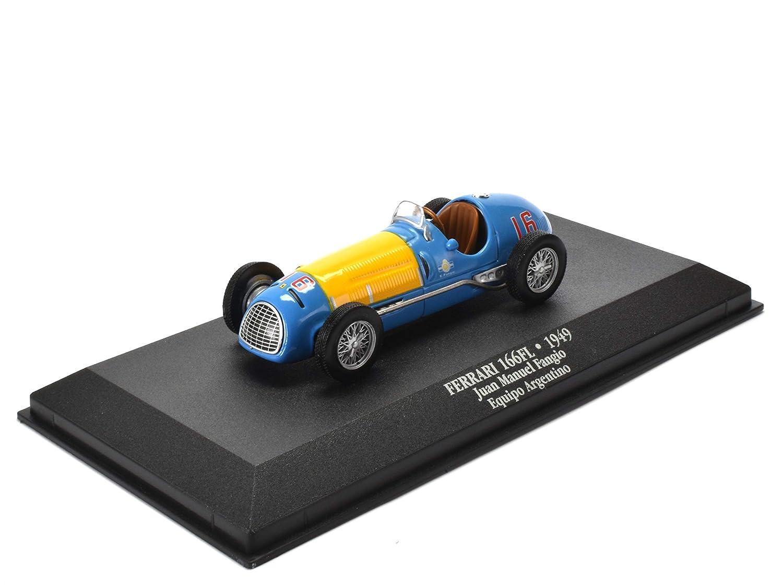 Voiture 1//43 mod/èle 166FL Ref: 7174019 1949 Juan Manuel Fangio OPO 10