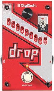 Digitech DROP Compact Polyphonic Drop Tune Pitch-Shifter